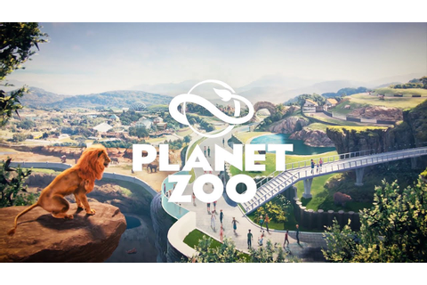 Planet Zoo - Announcement Trailer - YouTube