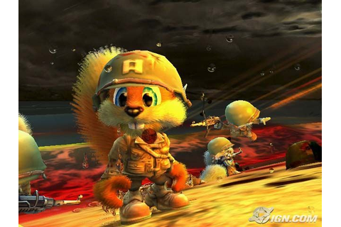 Conker Live and Reloaded • Xbox Isos • Downloads @ The Iso ...