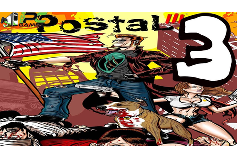 Postal III PC Game Free Download