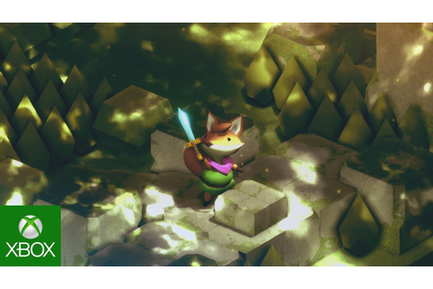 Tunic is a charming action-adventure title coming to Xbox ...