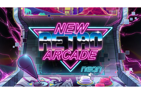 New Retro Arcade: Neon - Official Launch Trailer - YouTube