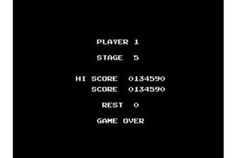 Game Over: Ganbare Goemon Karakuri Douchuu - YouTube