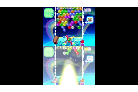 This Is My Childhood - Puzzle Bobble Galaxy VS MODE ...