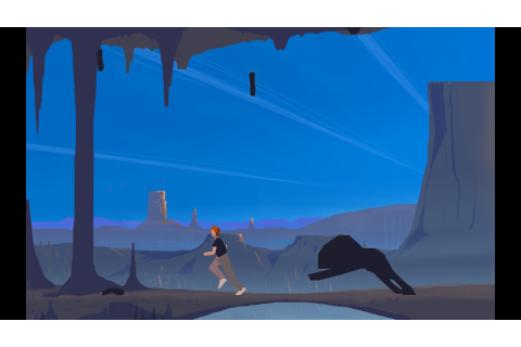 Another World - 20th Anniversary Edition (Wii U eShop ...