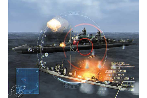 Download free Game Strategy Playstation 2 Naval Ops Warship Gunner ...