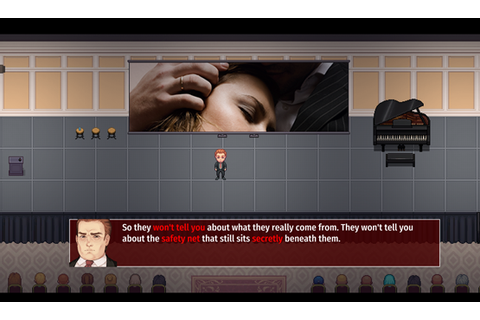 Little Red Lie Review - Interactive Sack of Misery