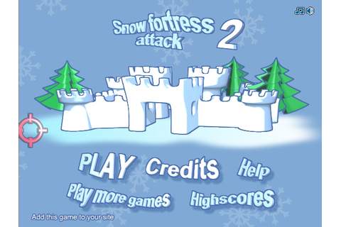 Snow Fortress Attack 2 Hacked (Cheats) - Hacked Free Games