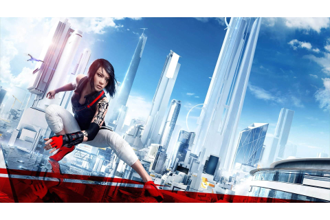 Mirrors Edge, Mirrors Edge Catalyst, Video Games, Faith ...