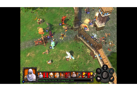 Heroes of Might and Magic V Tribes of the East ending ...