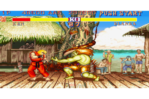 Street Fighter 2 PC Game Free Download (2019 Edition)