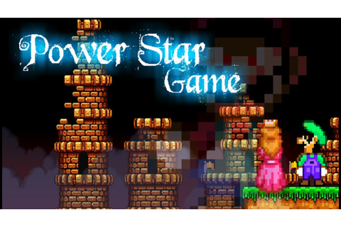 Power Star Game - YouTube