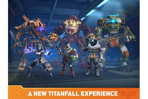 Titanfall: Assault for Android - APK Download