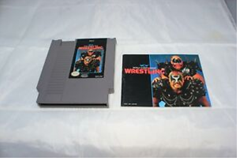 WCW World Championship Wrestling (Nintendo Entertainment ...