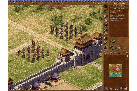 Emperor: Rise of the Middle Kingdom torrent download for PC