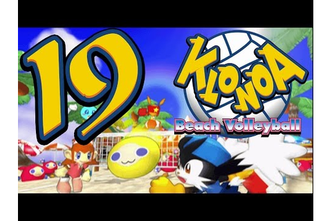 Let's Play Klonoa Beach Volleyball, ep 19: Playing fair ...