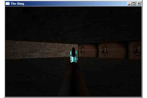 First Person Shooter: The Ring