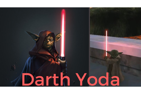 How Yoda turned to the Dark Side (Part 1) | Movie Duels 2 ...