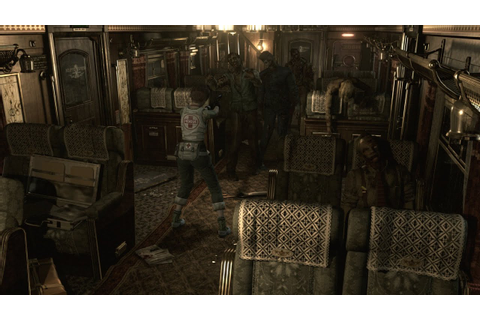 Resident Evil Zero HD Remaster - Gameplay - YouTube