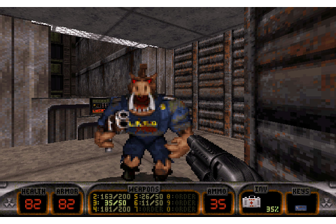 Duke Nukem 3D Free Download - OldGamesDownload.com