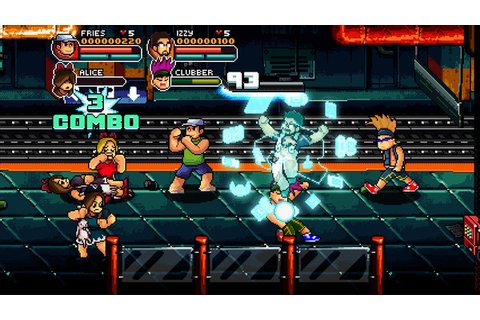 Beat 'em up 99Vidas launches for PS4, PS3, and PS Vita on ...
