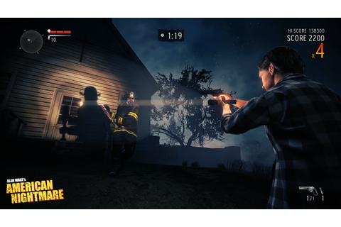 Alan Wake's American Nightmare Full Download Free ...