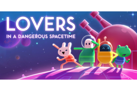 Lovers in a Dangerous Spacetime | Jeux à télécharger sur ...