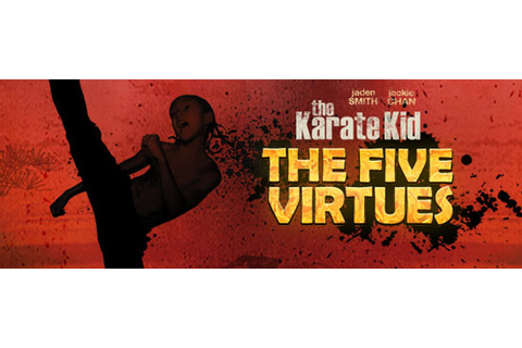 The Karate Kid Game Awarded Adobe's Site of the Day