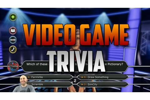 Video Game Trivia Millionaire! - YouTube