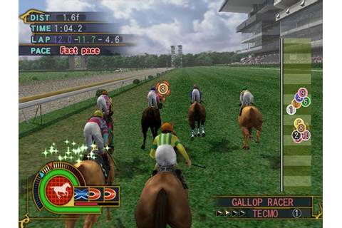 Horse Racing Games For Wii