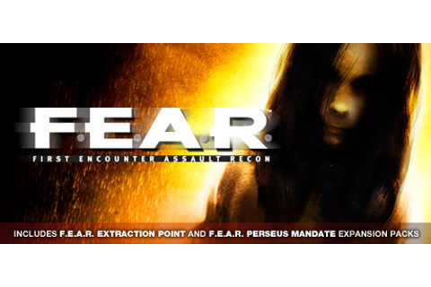 F.E.A.R. on Steam
