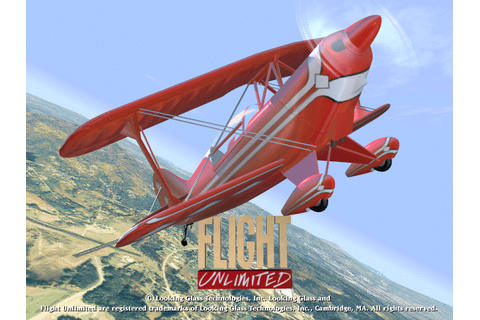 Flight Unlimited (1995) by Looking Glass Technologies MS ...