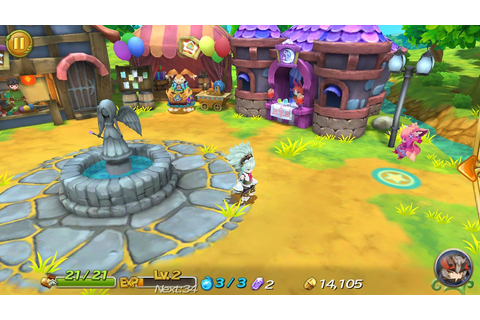 'Rise of Mana' Preview - Early Impressions Of Square Enix ...