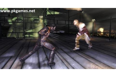 Free Download PC Games and Software: X-Men The Official ...
