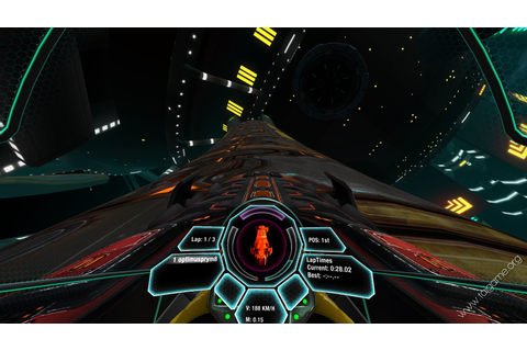 Radial-G: Racing Revolved - Download Free Full Games ...