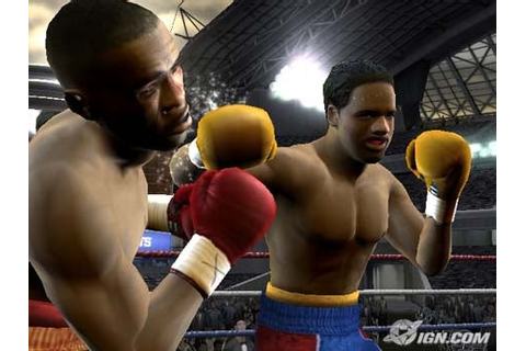 EA Sports Fight Night 2004 - IGN