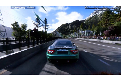 Driveclub Gameplay - Gamescom 2013 - IGN Video