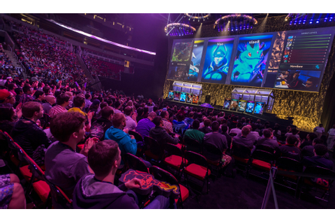 In E-Sports, Video Gamers Draw Real Crowds and Big Money ...