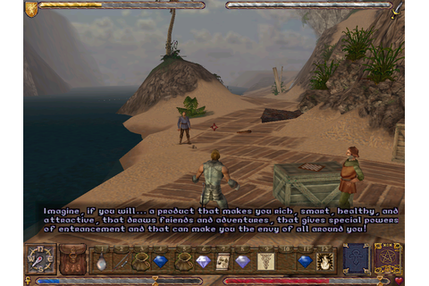 Ultima IX: Ascension Screenshots for Windows - MobyGames