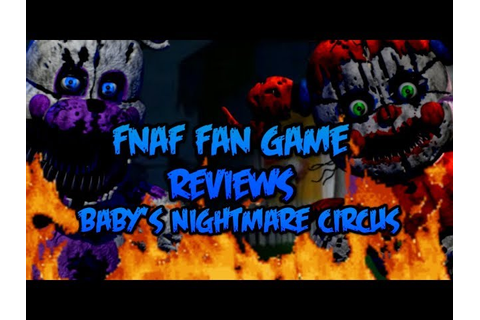 Baby's Nightmare Circus by Mixlas (@Mixlas) on Game Jolt