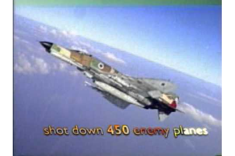 Jane's IAF: Israeli Air Force Intro - YouTube