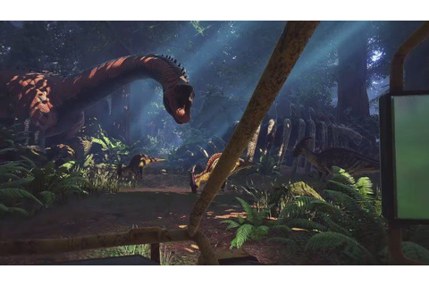 Snail Games Teases Ark Park Coming in 2017 - ARK: Survival ...