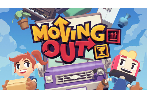 Moving Out announce trailer. Coming to PC, Nintendo Switch ...