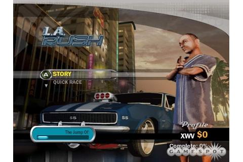 L.A. Rush ( pc game) :: de Newmba