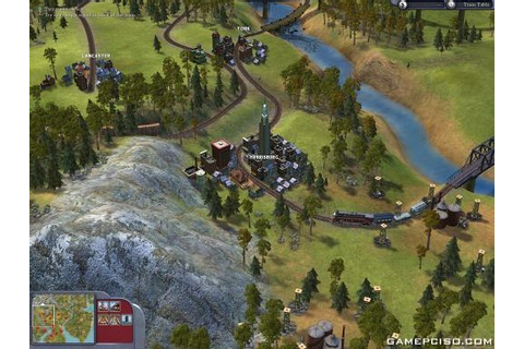 Sid Meiers Railroads - Download Game PC Iso New Free