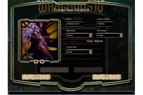 Warlords IV: Heroes of Etheria Demo Download