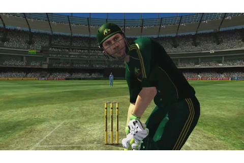 International Cricket 2010 Official Heroes HD video game ...