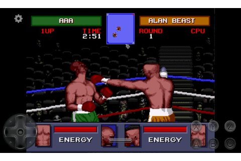 Free Evander Holyfields Real Deal Boxing APK Download For ...