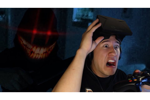 Alone | (MUST WATCH!!) Amazing Oculus Rift Horror Game ...