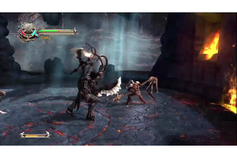 Dante's Inferno Xbox 360 Gameplay 720p HD - YouTube