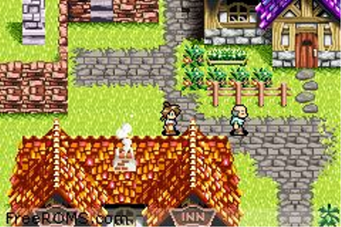 Lufia - The Ruins Of Lore ROM Download for Gameboy Advance